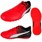 Mens Puma evoPOWER 4.3 TT Football Astro Turf Trainer Soccer Trainers Astros New