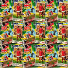 1972 SUN Soccerstamps football stamps (65 to 101) FA CUP WINNERS - Various