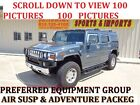 2005+Hummer+H2+Adventure++Air+suspension+Sunroof++NO+RESERVE