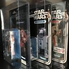 "NEW Star Wars Hasbro 40th Anniversary 6 Inch Figure Protective ""Deflector Case"""