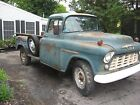 1955+Chevrolet+Other+Pickups+1+Ton+1955+Chevrolet+Chevy+Stepside+Pickup+with+Dump+Body