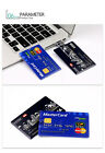 Credit Card 16GB 32GB USB 2.0 Flash Memory Stick Storage Thumb U Disk Pen Drive