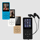 Digital 8GB Music MP3 Player Playback Lossless Sound Support 64 GB Micro SD TF
