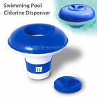 "Pool Spa 1"" or 3"" S/M Chlorine Bromine Chemical Tablet Tabs Floater / Dispenser"