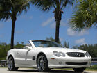 2003+Mercedes%2DBenz+SL%2DClass+SL500%2D19%22CHROME+WHEELS%2DONLY+43K+MILES%2DNO+RESERVE