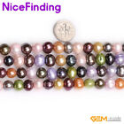"""Natural Multi Color Freshwater Cultured Pearl Stone Beads For Jewelry Making 15"""""""
