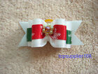 NEW Dog bows pets Grooming hair bow Christmas cute gift Pet Accessories #C21