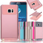Hybrid Rugged Hard Case Cover Protective Skin Armor For Samsung Galaxy Note FE