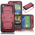 For HTC Desire 626 626S Hybrid ShockProof Protective Rugged Hard Case Cover Skin