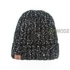 Bluetooth Wireless Warm Knit Hat Cap Headphone Headset Earphone for Smart Phones