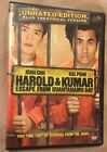 Harold & Kumar Escape From Guantanamo Bay  Unrated Edition DVD