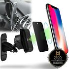 Dashboard Magnetic Phone Holder Car Mount Apple iPhone XS R Galaxy Fold Note S10