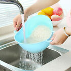 Внешний вид - Rice Washer Strainer Kitchen Tools Vegetable Cleaning Container Basket Pretty