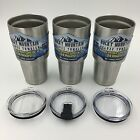 UK 30OZ Stainless Steel Insulated Water Mugs Lid Coffee Cup Keep Hot/Cold Bottle
