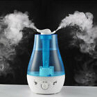 Practical 25W 3L Aroma Diffuser Ultrasonic Home Air Humidifier Mist Maker Fogger