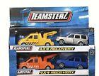 Teamsterz Breakdown Recovery Tow Truck Rescue Vehicle and 4 x 4 Car Die-cast Toy