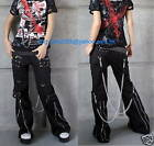 KERA TOKYO japan Visual PUNK trouser PANTS +chain S to XXL