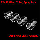 4x Replacement Pyrex Glass Tank Tube for SMOK TFV12 Cloud Beast King