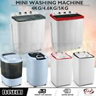 4/4.6/5KG Washing Machine Cleaner 2 in 1 or Twin Tub Mini Top Load Washer Dryer