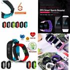 Bluetooth Smart Watch Wristband Waterproof Smartband Bracelet for IOS Android
