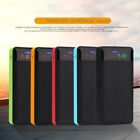 2.1A Dual USB Mobile Power Bank Case 6x 18650 Battery Charger DIY Box Case Kit