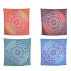 Indian Ombre Mandala Tapestry Throw Wall Hanging Boho Dorm Bedspread Decor Cover