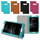 """Universal Leather Folio Case Stand Flip Cover for 8""""Inch Android Tablet PC MID"""