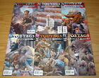 Toe Tags Featuring George A. Romero #1-6 VF/NM complete series BERNIE WRIGHTSON