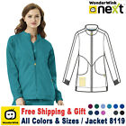 Внешний вид - Wonder Wink NEXT Boston Zipper Front Warm Up Top Medical Scrubs Jacket Lab Coat