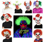 Halloween Scary Clown Mask Fancy Dress