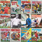 TOPICAL Times Football Annual A4 retro picture poster Bolton Wanderers - VARIOUS