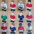 MICRO football player model figure Manchester United - VARIOUS