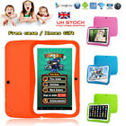 """UK 7"""" INCH KIDS ANDROID 4.4 TABLET PC QUAD CORE WIFI UK STOCK CHILD CHILDREN sa"""
