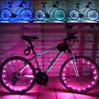 Waterproof Flexible 20 LED Bicycle Bike Cycling Spoke Wheel Rim Light Strip Lamp