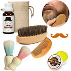 Beard Growth Beard Gift Kit | Beard Comb | Beard Oil | Beard Balm | Beard Brush