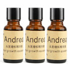 3/5x Bottles Andrea Hair Growth Essence Hair Loss Treatments Herbal Ginger Oil