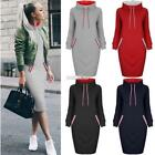 Women Fleece High Neck Long Sleeve Solid Bodycon Slim Pencil Pullover S0BZ