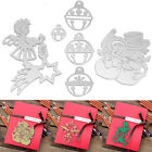 Gift Child Bell DIY Metal Cutting Dies Stencil Card Album Embossing Craft Tool