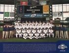 2009  MILWAUKEE BREWERS SGA COLORED 8X10 TEAM PHOTO - EXCELLENT MINT CONDITION