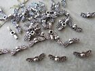ANGEL FAIRY DRAGONFLY WINGS, SILVER OR GOLD TIBETAN METAL CHARMS/BEADS, EASTER