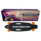 SwagBoard NG1 V2 Upgraded Electric Longboard Electric Motor Skateboard w/ Remote