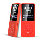 AGPtek® Media MP3 Music Player FM Radio Lossless Sound Portable Support up 64 GB