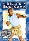 Billy Blanks: Basic Training Bootcamp Billy Blanks DVD Workout !! GUC!!