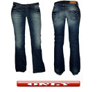 only auto Low Stretch Boot Cut BL525 Jeans Gr. 32 bis 44