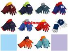 Forever Collectibles - NFL - Solid Stretch Knit Texting Gloves - Pick Your Team $9.99 USD on eBay