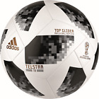 adidas World Cup Top Glider - WM 2018 Telstar Trainingsball Fußball - CE8096