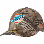 New Era Miami Dolphins Realtree Camo Low Profile 59FIFTY Hat - NFL