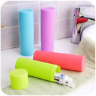 Portable Durable Travel Toothpaste Toothbrush Holder Protect Storage Box Case