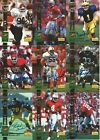 1994 Signature Rookies Autograph Football Cards -  Complete Your Set !!