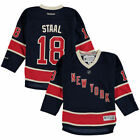 Reebok Marc Staal New York Rangers Youth Navy Replica NHL Player Jersey NHL